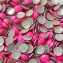 2mm NEON PINK Hot Fix Rhinestuds